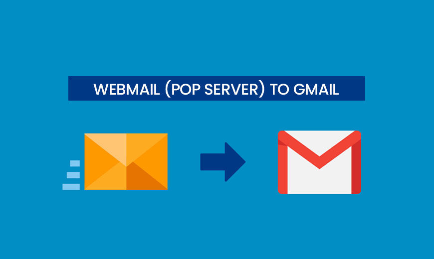 webmail pop server to gmail